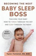 Becoming the Next BABY SLEEP BOSS
