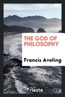 The God of Philosophy