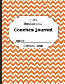 Kids Basketball Coaches Journal Dates