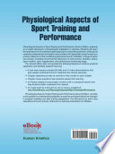 Physiological Aspects of Sport Training and Performance 2nd Edition Book