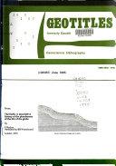 Geotitles Book