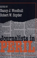 Journalists in Peril Pdf/ePub eBook