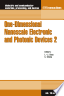 One Dimensional Nanoscale Electronic and Photonic Devices 2 Book
