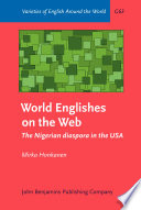 World Englishes on the Web