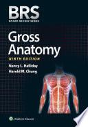 BRS Gross Anatomy