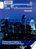 FBI Law Enforcement Bulletin Book