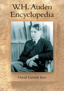 W.H. Auden Encyclopedia