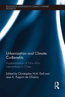 Urbanization and Climate Co-Benefits