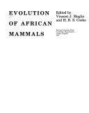 Evolution of African Mammals