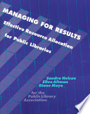 Managing For Results Book PDF