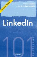 Pdf 101 questions sur LinkedIn Telecharger