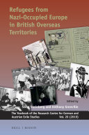 Refugees from Nazi occupied Europe in British Overseas Territories