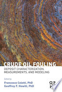 Crude Oil Fouling
