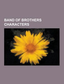 Band of Brothers Characters Book PDF