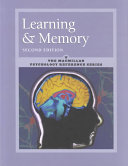 Learning   Memory
