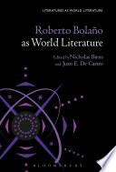 Roberto Bola O As World Literature