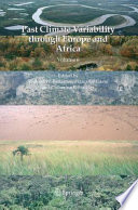 Past Climate Variability through Europe and Africa Book