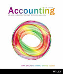 Cover of Accounting Business Reporting for Decision Making