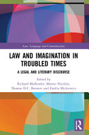 Pdf Law and Imagination in Troubled Times