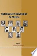 NATIONALIST MOVEMENT IN ODISHA