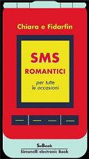 SMS d'amore per tutte le occasioni