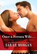 Once a Ferrara Wife... [Pdf/ePub] eBook
