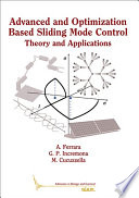 Advanced and Optimization Based Sliding Mode Control  Theory and Applications Book