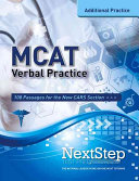 MCAT Verbal Practice