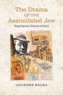The Drama of the Assimilated Jew Pdf/ePub eBook