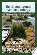Environmental Anthropology Book