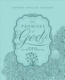 The Promises Of God Bible For Creative Journaling Book