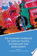 The Palgrave Handbook Of African Politics Governance And Development