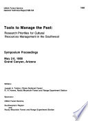 Tools to Manage the Past Book PDF