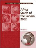 Africa South of the Sahara 2002