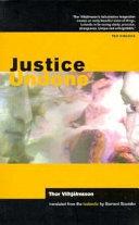 Justice Undone Book