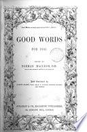 Good Words Ed By N Macleod