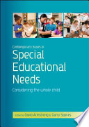 Ebook Contemporary Issues In Special Educational Needs Considering The Whole Child