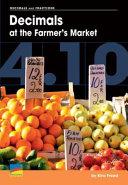 Decimals at the Farmer's Market