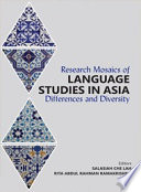 Research Mosaics of Language Studies in Asia Differences and Diversity (Penerbit USM)