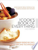 The Cook s Book of Everything
