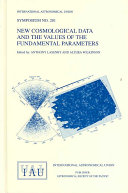 New Cosmological Data And The Values Of The Fundamental Parameters Book
