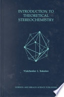 Introduction to Theoretical Stereochemistry Book