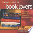 The Good Web Guide For Book Lovers
