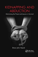 Kidnapping and Abduction Book