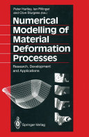 Numerical Modelling of Material Deformation Processes Pdf/ePub eBook
