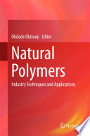 Natural Polymers Book