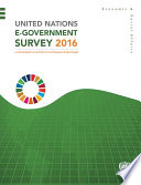 United Nations E Government Survey 2016