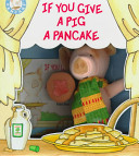 If You Give a Pig a Pancake Mini Book and Doll