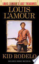 Kid Rodelo  Louis L Amour s Lost Treasures