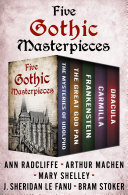 Five Gothic Masterpieces Pdf/ePub eBook